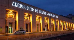 Malaga Airport 300x164 - Freephone Malaga Airport