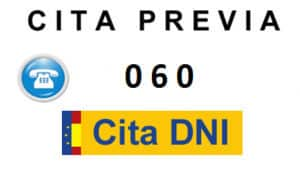 Cita DNI Málaga freephone